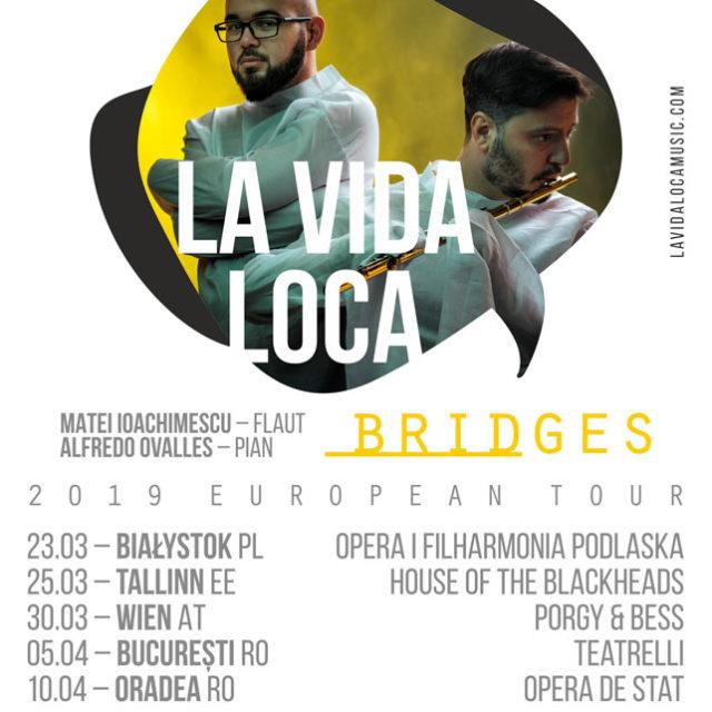afis_La-Vida-Loca-Bridges_2019